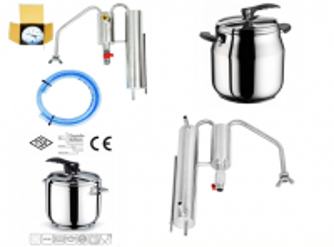 DESTYLEX Destilační přístroj varianta II  17 lt