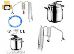 DESTYLEX Destilační přístroj varianta II  12 lt