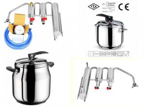 DESTYLEX Destilační přístroj varianta III  12 lt