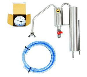 DESTYLEX Destilační přístroj - chladící jednotka 00148