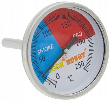 Teploměr do udírny do 250 stupňů C