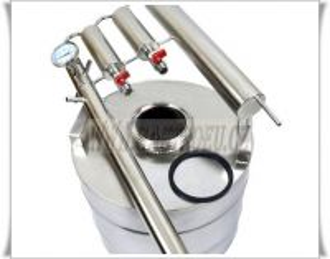 DESTYLEX Destilační přístroj elektrický 50 litrů velký otvor