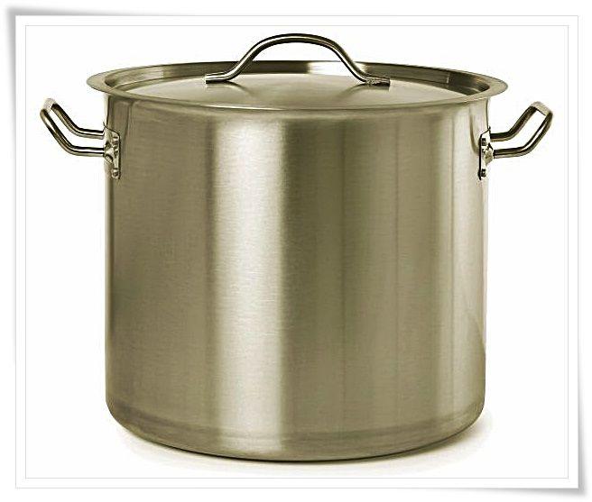 GASTRO Nerezový hrnec 100 l ( 98 litrů )