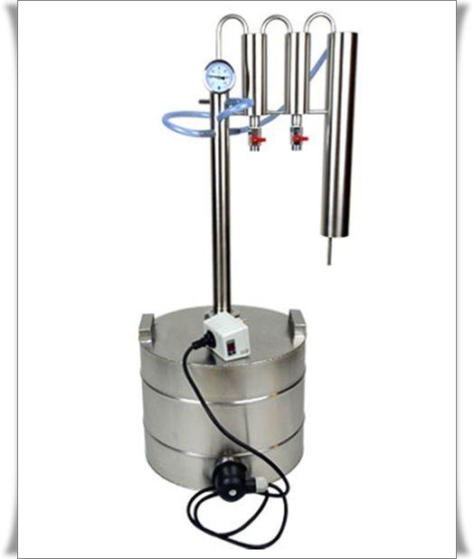 DESTYLEX Destilační přístroj elektrický 30 litrů velký otvor