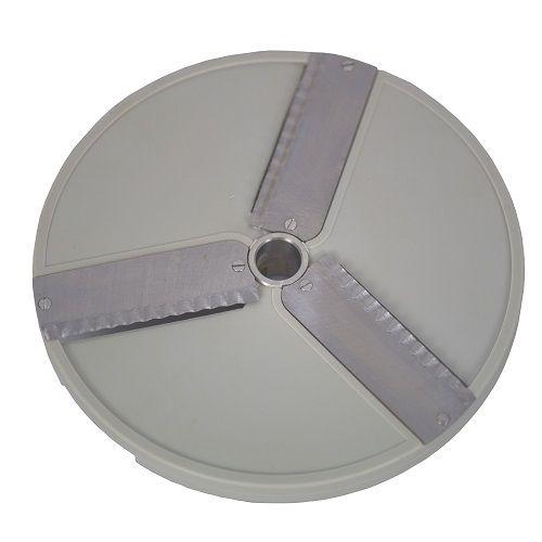 Gastro Krájecí kotouč vroubkovaný - 2 mm