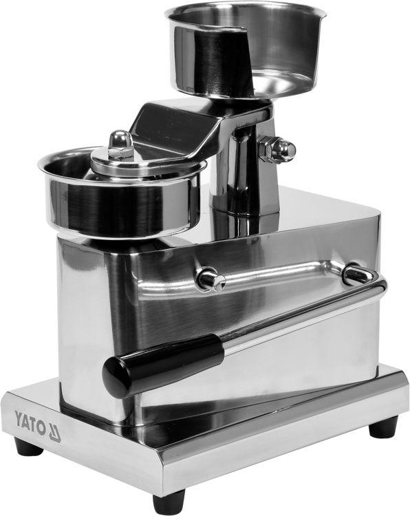 YATO Tvarovací stroj na hamburgery YG-03400
