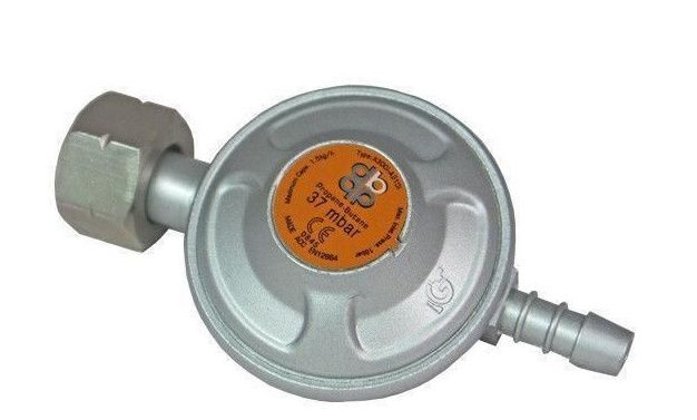 BRADAS Regulátor tlaku plynu 37 mbar