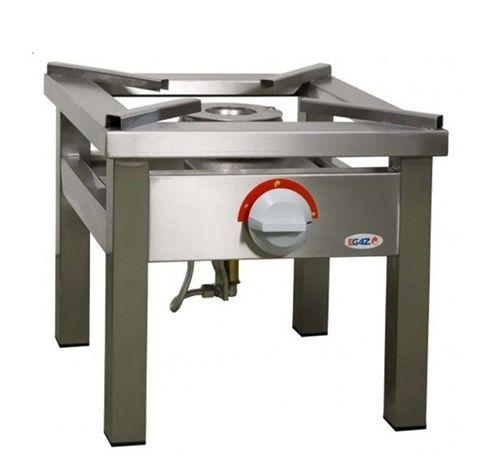Plynová stolička 400x400x350 mm, EGAZ, TGOM-107