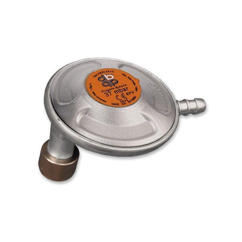 Regulátor tlaku plynu úhlový BRADAS