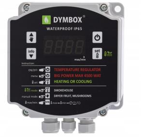 DYMBOX Topné těleso s regulátorem do udírny 2,9 KW