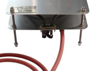 DYMBOX Topné těleso s regulátorem do udírny 2 KW