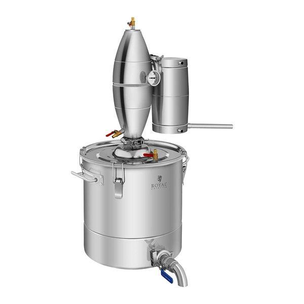 ROYAL Destilační přístroj 30 litrů 4 stupňový