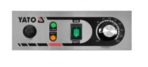 ATO Fritéza 2 x 10 L - 2 x 3 kW - 230 V YG-04632 YATO